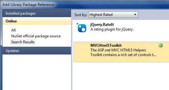 Nuget Package Source