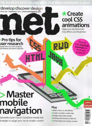 Net Magazine - Dean Hume