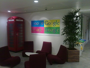 Google Offices London